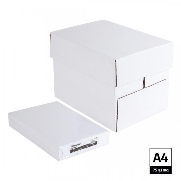Carta per fotocopie A4 75 gr