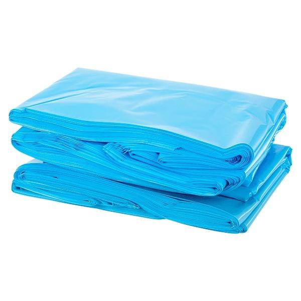Buste copridivani azzurre