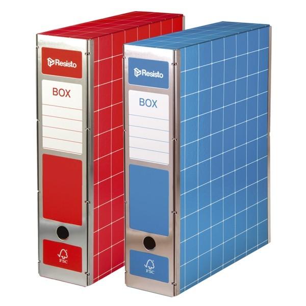 Scatola BOX 1 Resisto