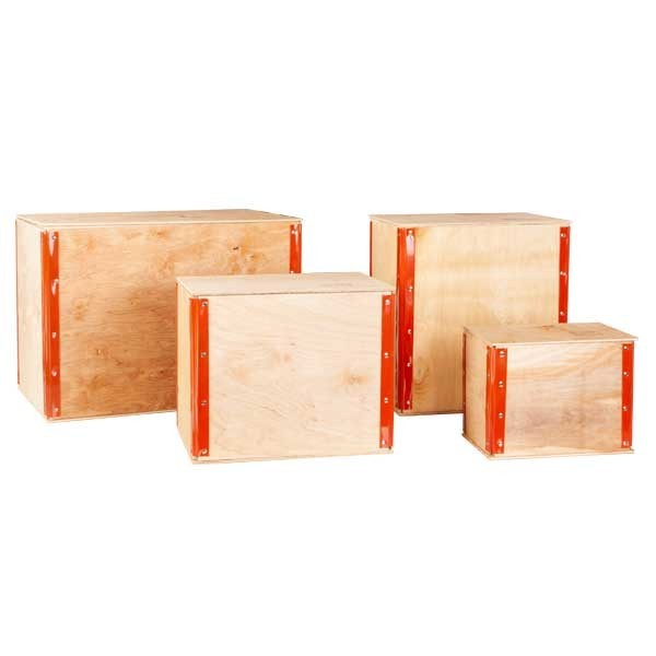 Casse in legno per export senza travette