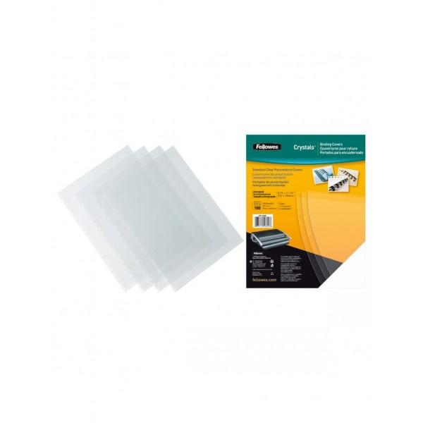 Copertina trasparente A4 in PVC
