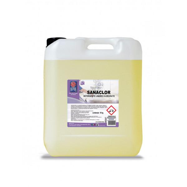 Sanaclor detergente clorurato