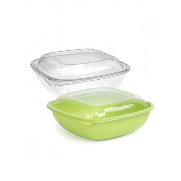 Vaschette monouso compostabili per alimenti