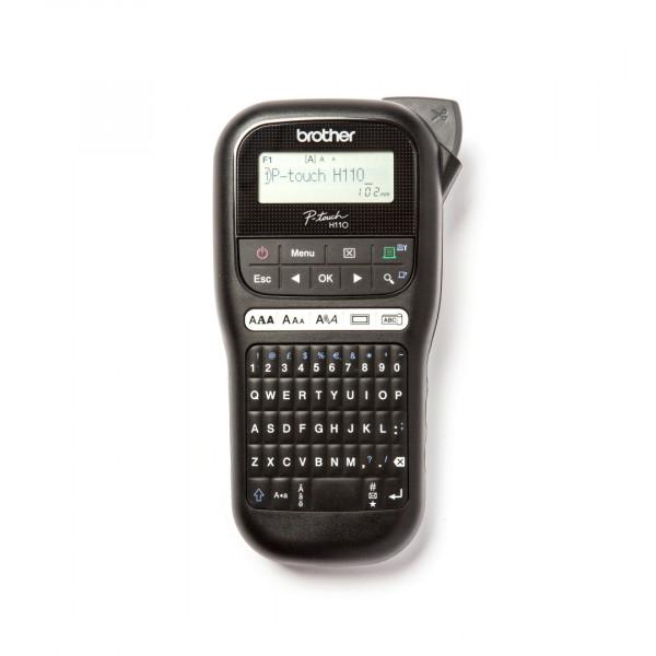 Etichettatrice palmare Brother P-Touch H110