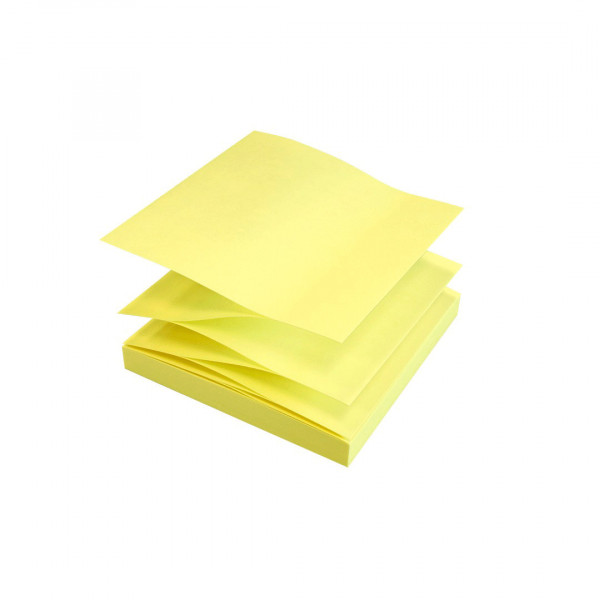 Foglietti adesivi info notes gialli Z-Note