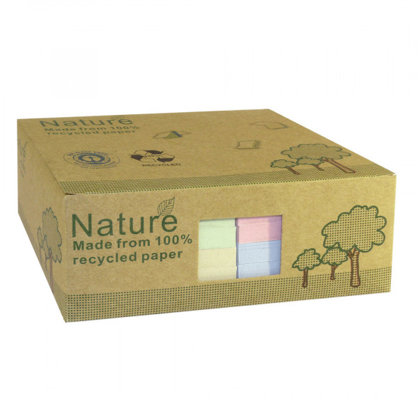 Foglietti adesivi ecologici