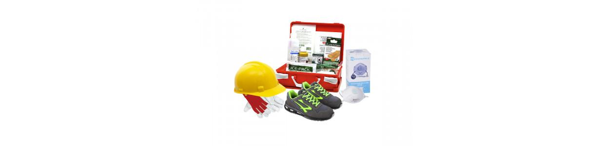 Abbigliamento da lavoro e sicurezza