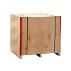 Scatole container e casse in legno